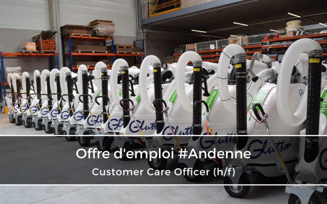 Customer Care Officer (h/f)