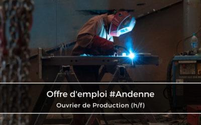 Ouvrier de Production secteur métal (h/f)