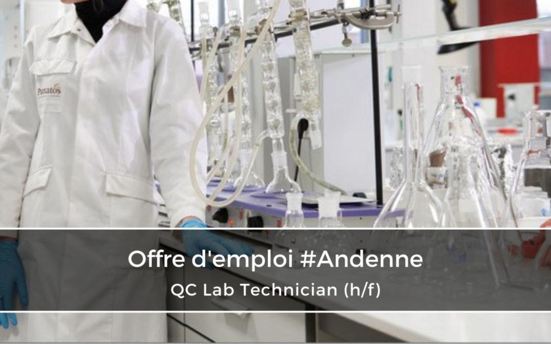 QC Lab Technician (h/f)