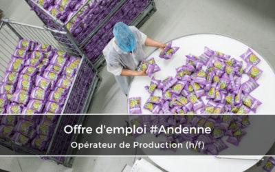 Ouvrier de Production (h/f)