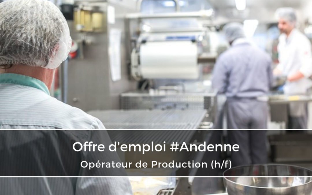 Ouvrier de Production (h/f)
