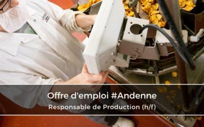 Responsable de Production (h/f)