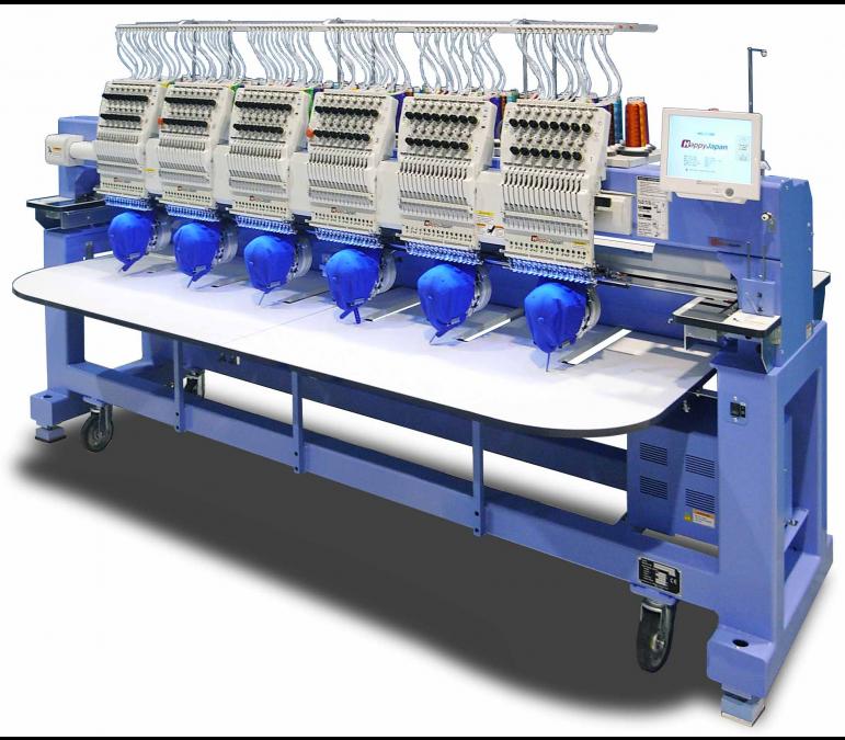 Wanapi investit dans une nouvelle machine à broder