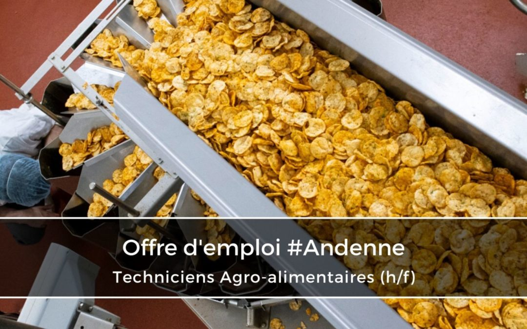 Techniciens agro-alimentaires (h/f)