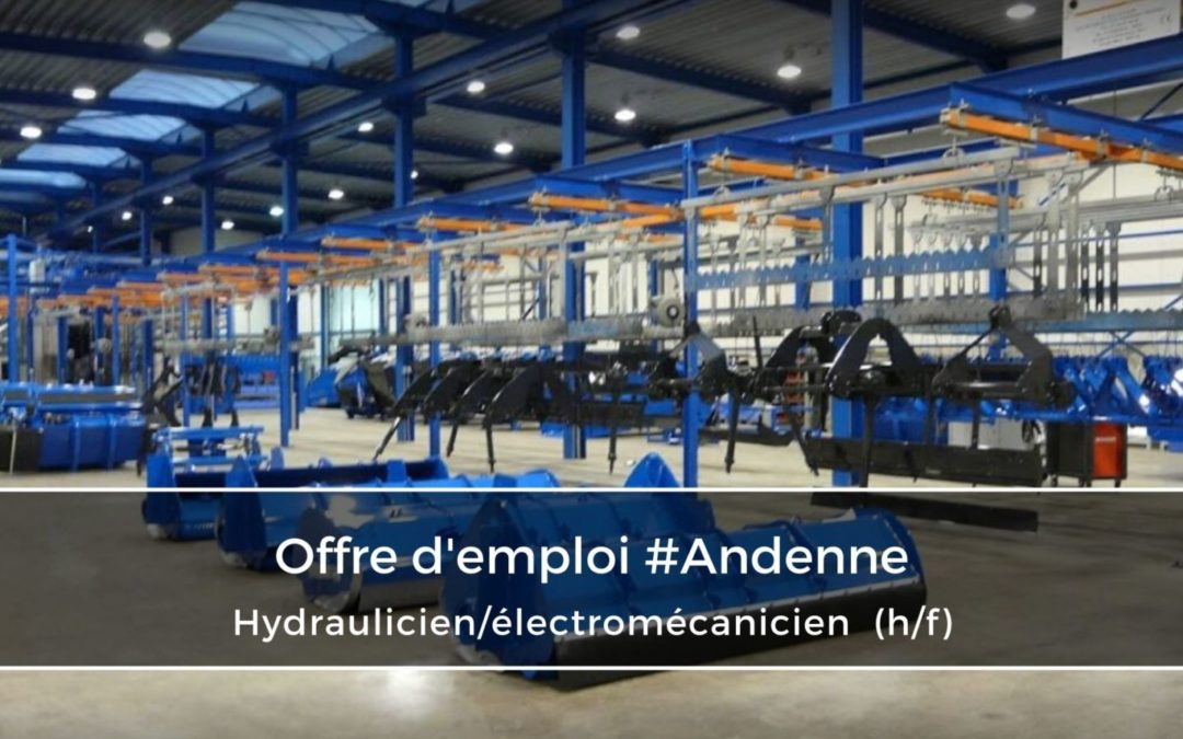 HYDRAULICIEN / ELECTRO-MÉCANICIEN (h/f)
