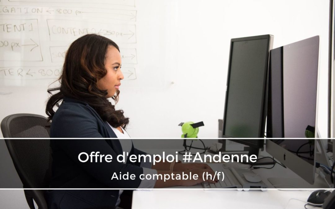 Aide Comptable (h/f)