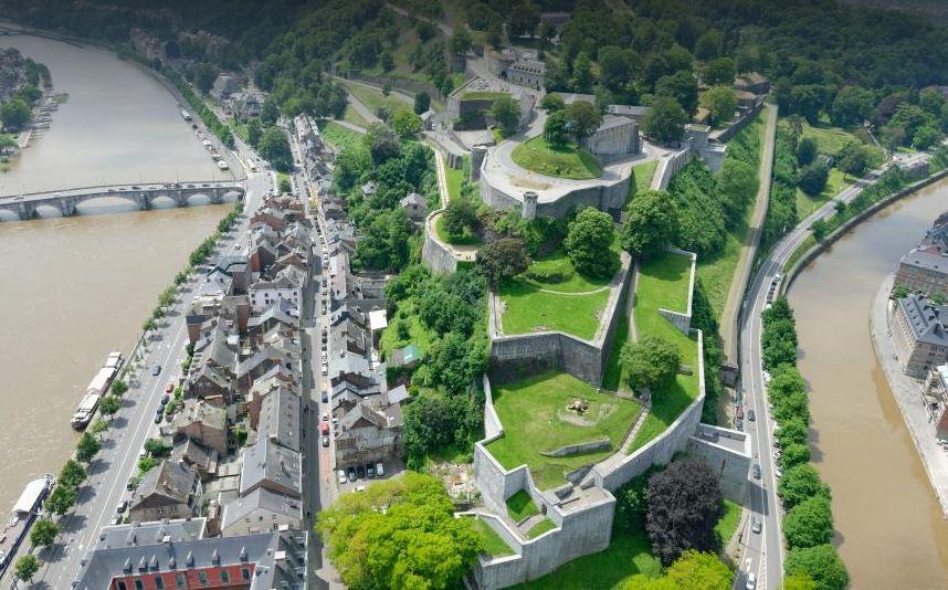 Le chantier colossal de la Citadelle de Namur clôturé par Artes TWT