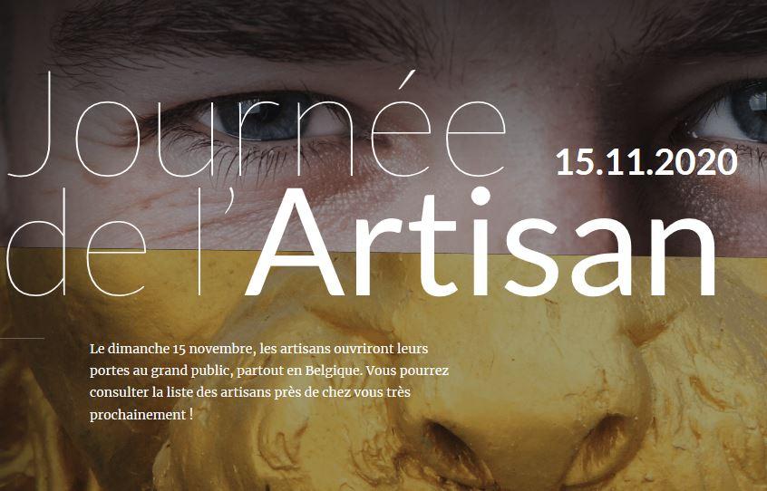 14e Journée de l'Artisan le 15 novembre 2020 : ouverture des inscriptions