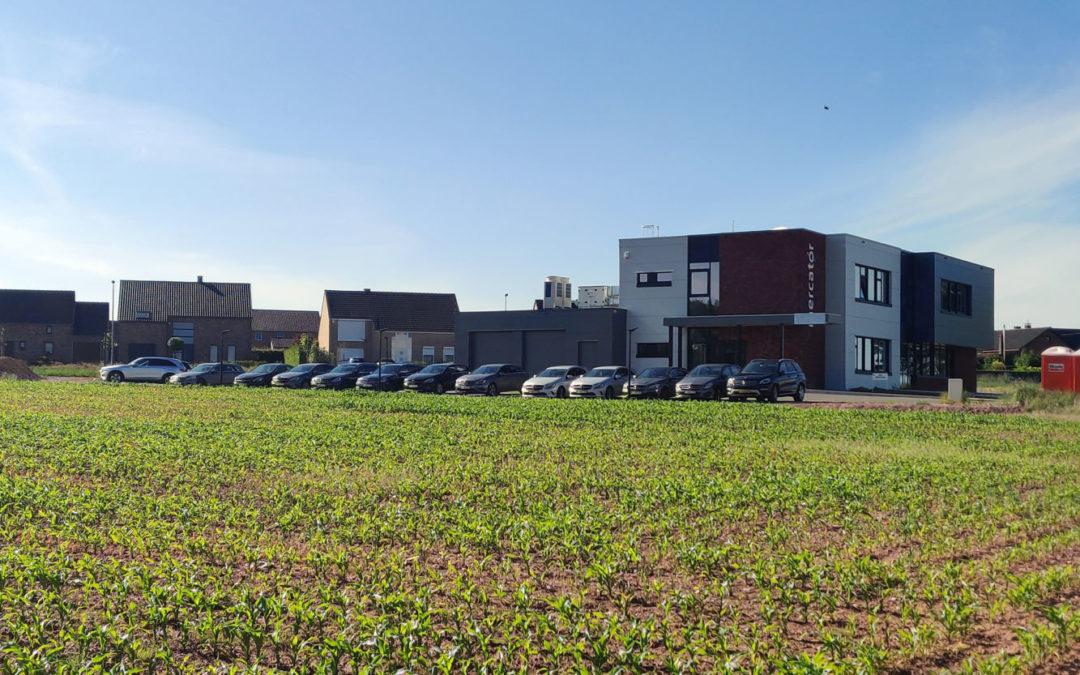 Ineo prend ses quartiers à Andenne : interview avec les gérants de la société