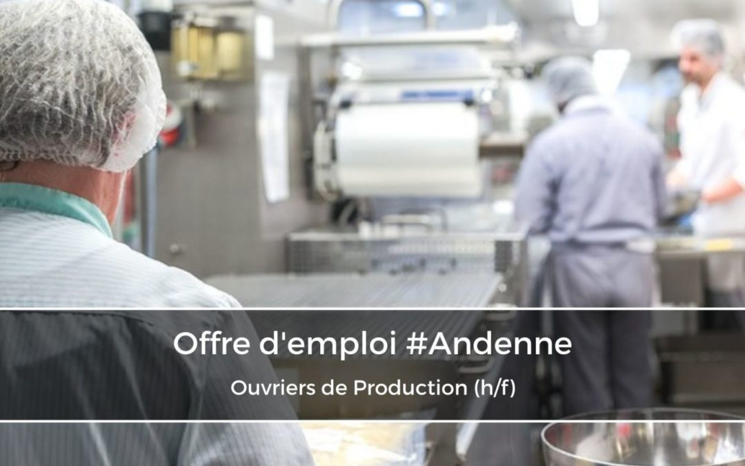 Ouvriers de Production (h/f)