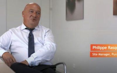 La transformation digitale de Puratos (reportage vidéo de Canal Z)