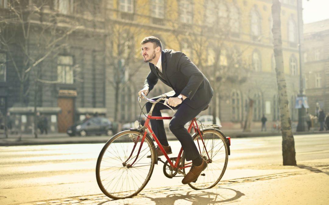 Mobilité à Andenne : enquête auprès des usagers du vélo