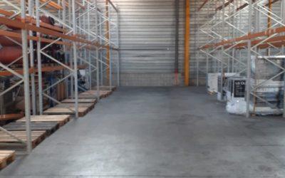Hall de stockage à louer – 400m2 – Seilles