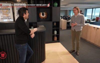 L'émission Waldorado (RTL) en visite chez Goumanisto