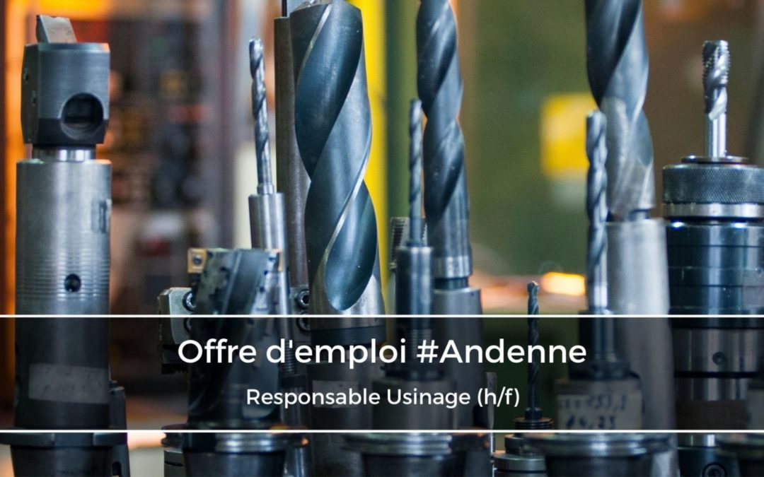 Responsable Usinage (h/f)