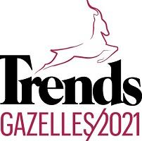 Gazelles 2021 : nos entreprises andennaises à l'honneur dans le classement de Trends Tendances.