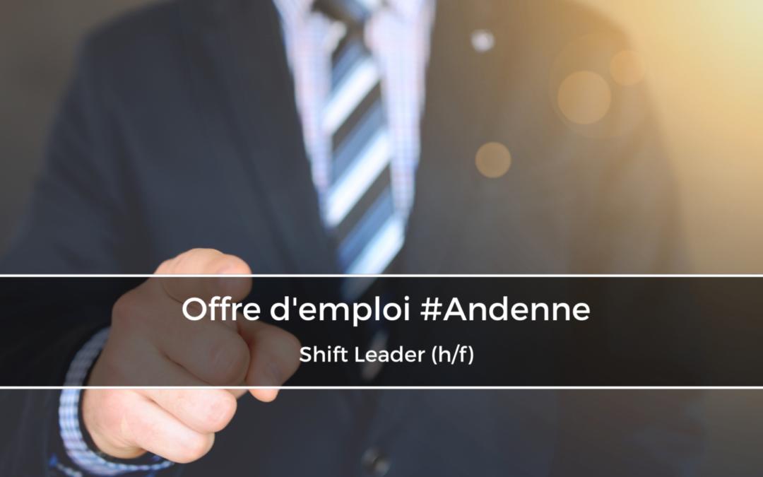 Shift Leader (h/f)