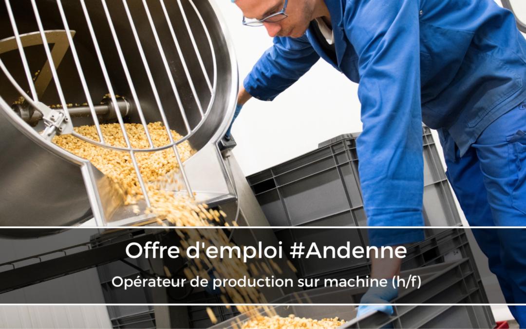 Opérateur de Production sur machine (h/f)