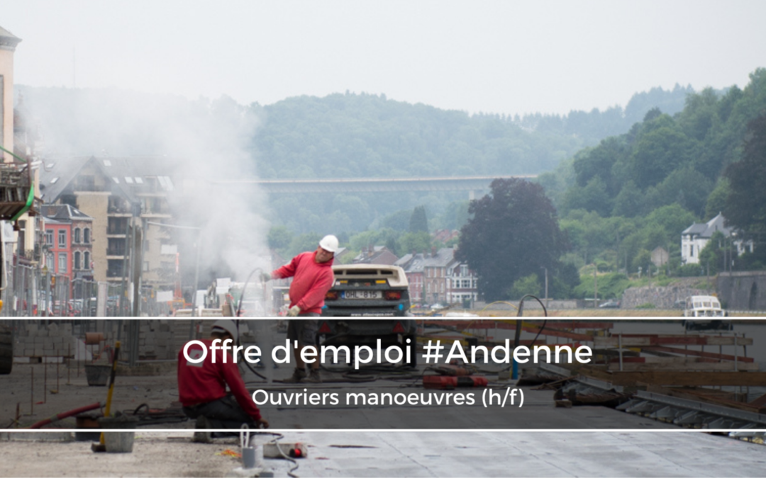 Ouvriers manoeuvres (h/f)