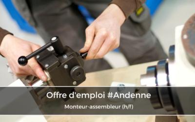 Monteur-assembleur (h/f)