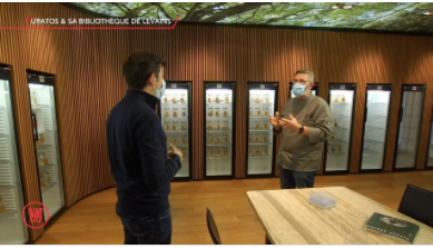 L'émission Waldorado (RTL) en visite chez Puratos