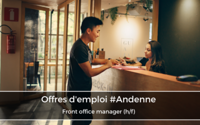 Front office manager (h/f)