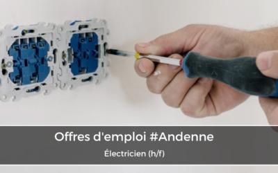 Électricien (h/f)