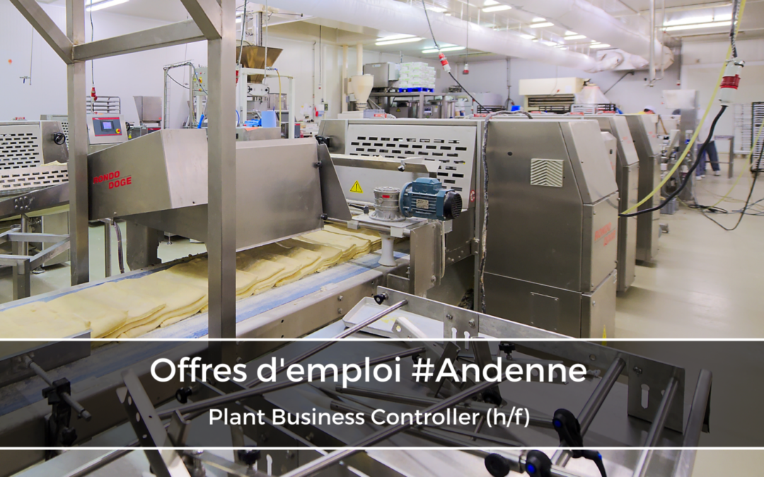 Plant Business Controller (h/f)