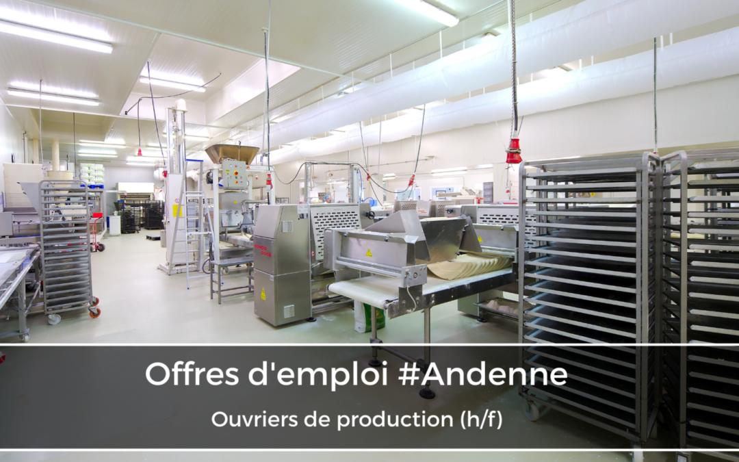 Ouvriers de production (h/f)