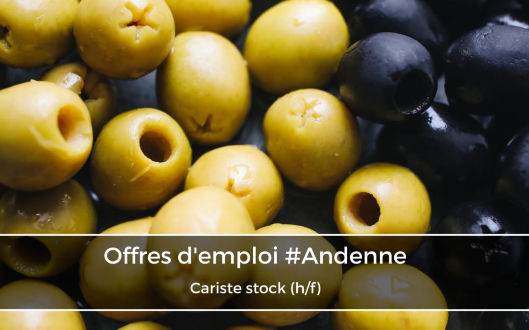 Cariste stock (h/f)