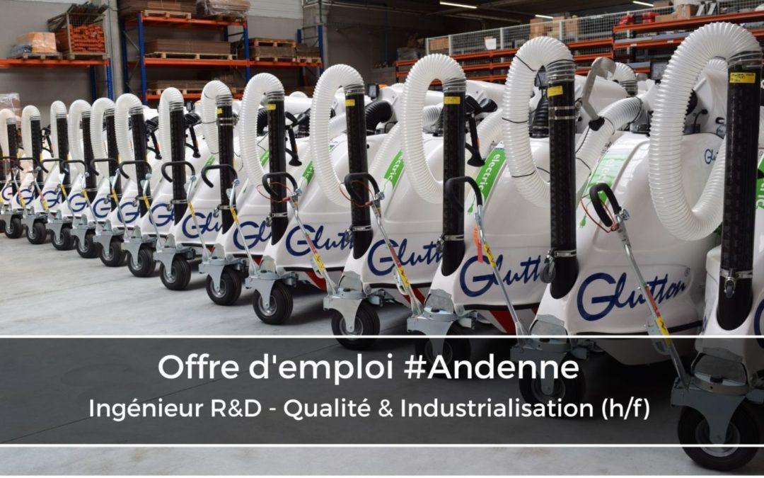 Ingénieur R&D – Qualité & Industrialisation (h/f)
