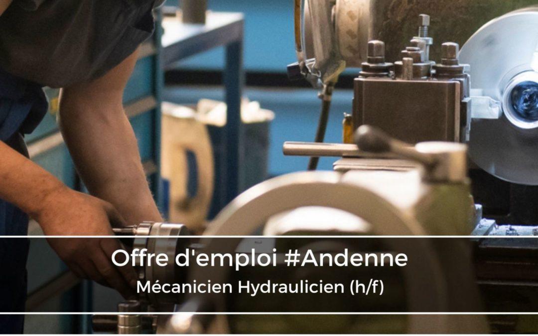 Mécanicien Hydraulicien (h/f).