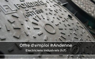 Électricien Industriel (h/f)