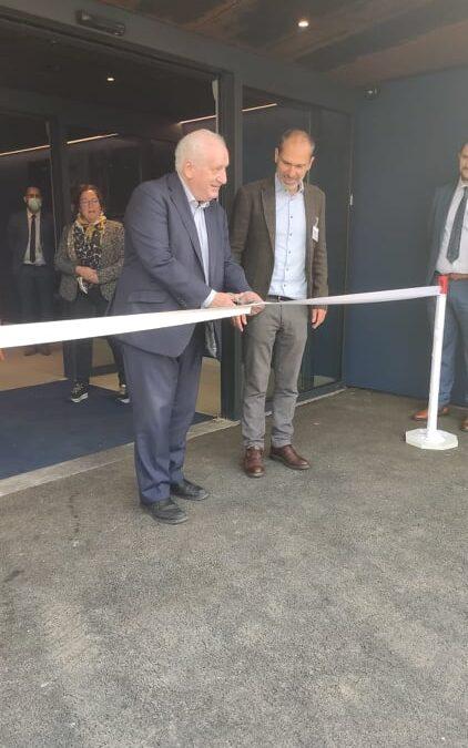 Inauguration du PEGARD HOTEL