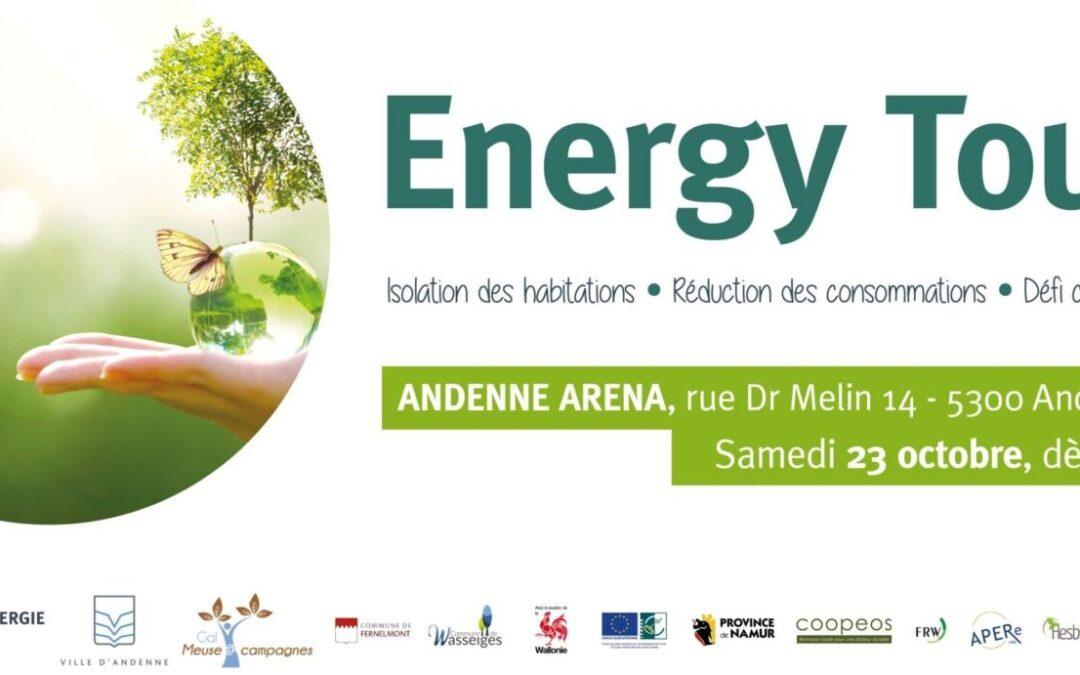 Salon sur la transition énergétique : visitez les sites de production d'énergie renouvelable